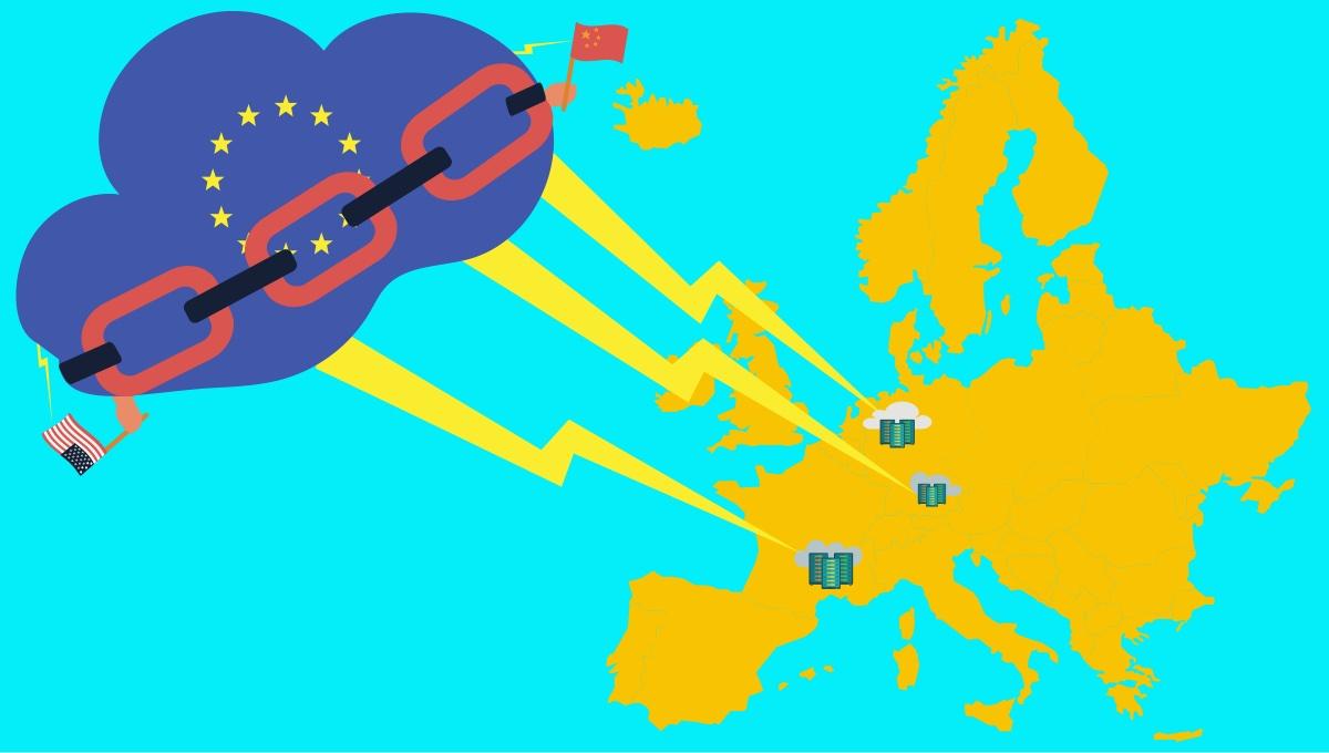 Gefangenes Europa