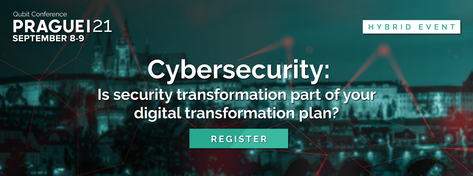 QUBIT Conference – The Cybersecurity Conference in CEE region